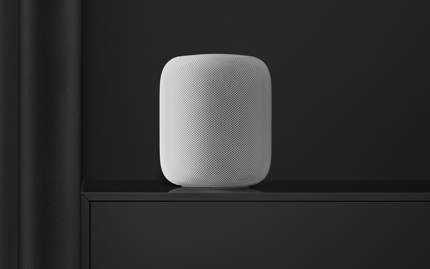HomePod blanco