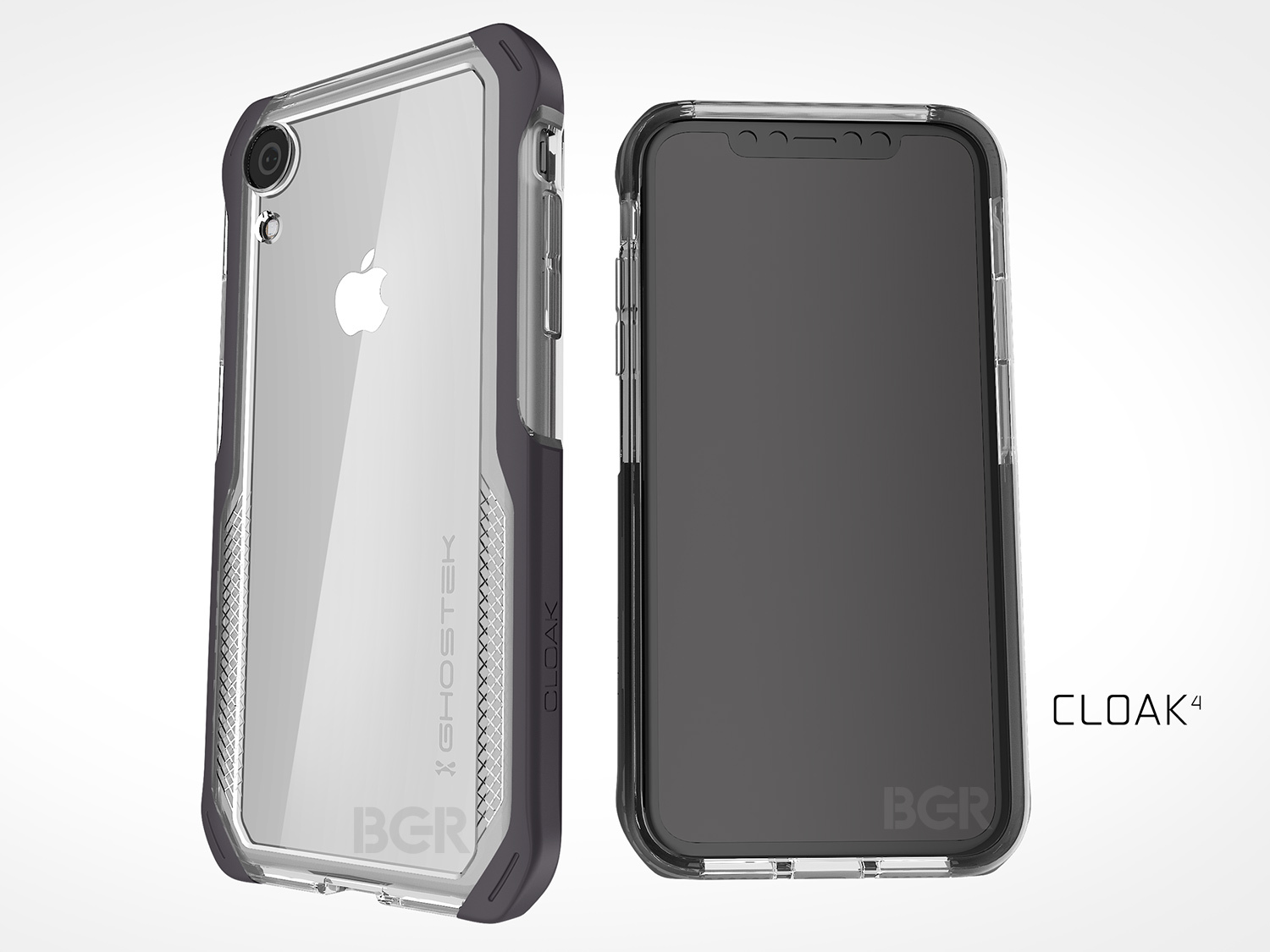 Renders del iPhone de 6,1 pulgadas de Ghostek