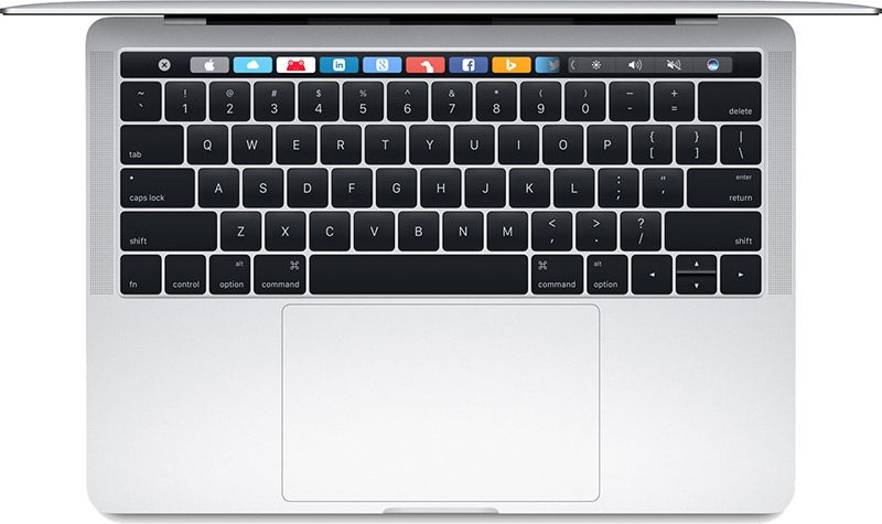 MacBook y su teclado mariposa