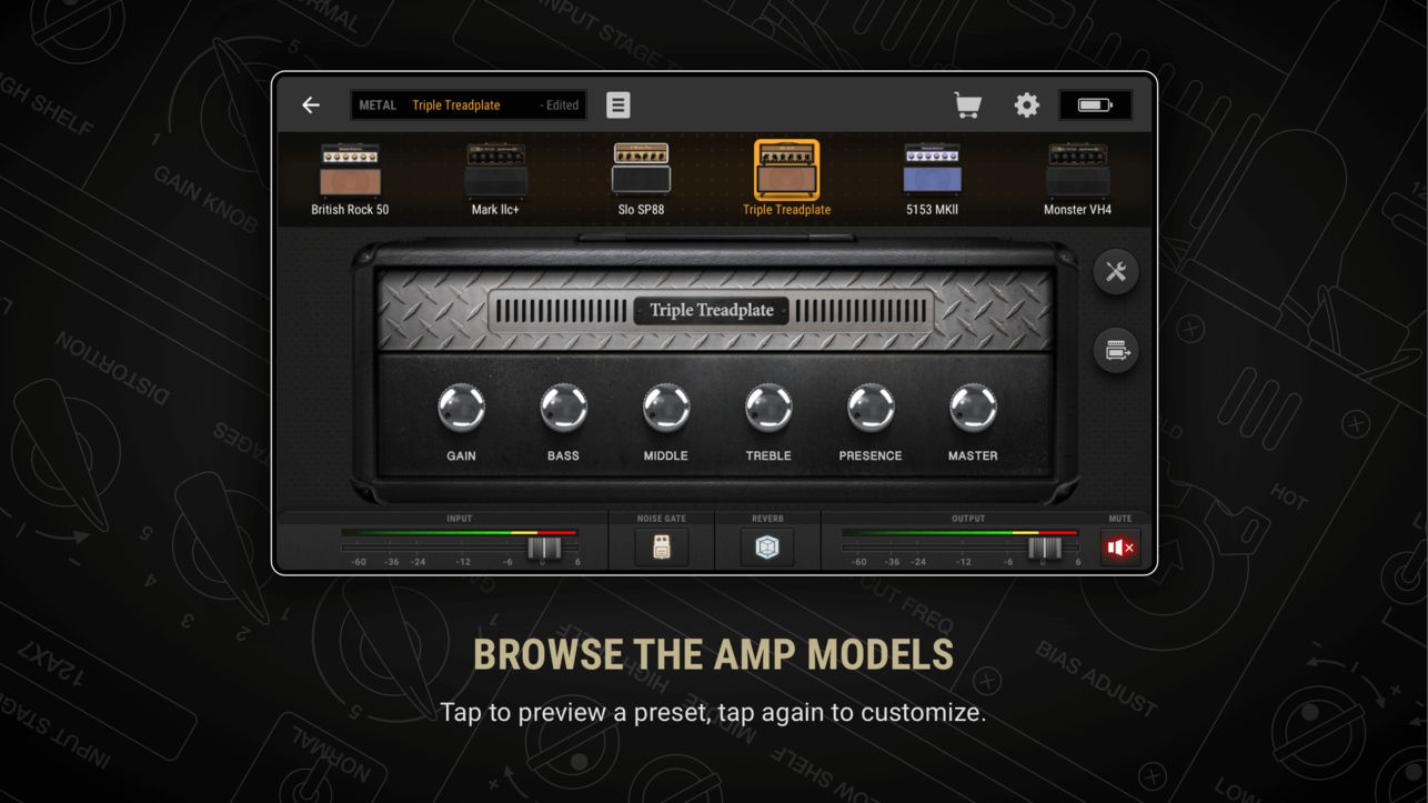 BIAS AMP 2 for iPhone
