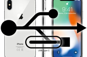 Puerto USB-C en el iPhone