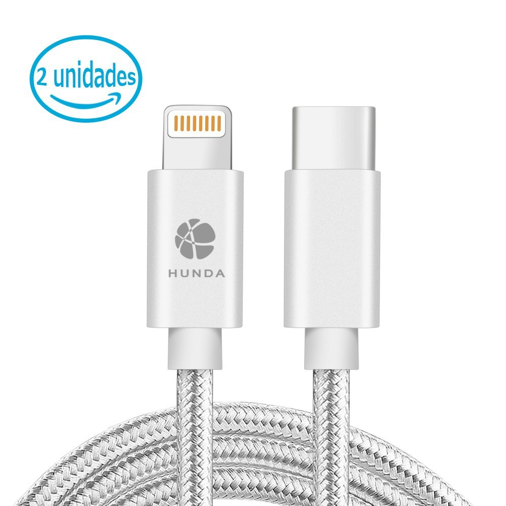 Cable USB-C Lightning