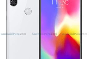 Motorla P30: Copia descarada del iPhone X