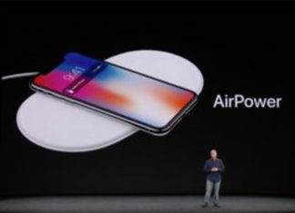 Plataforma de carga de Apple AirPower
