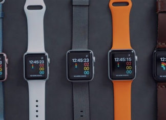 Apple Watch Series 4 y generaciones anteriores