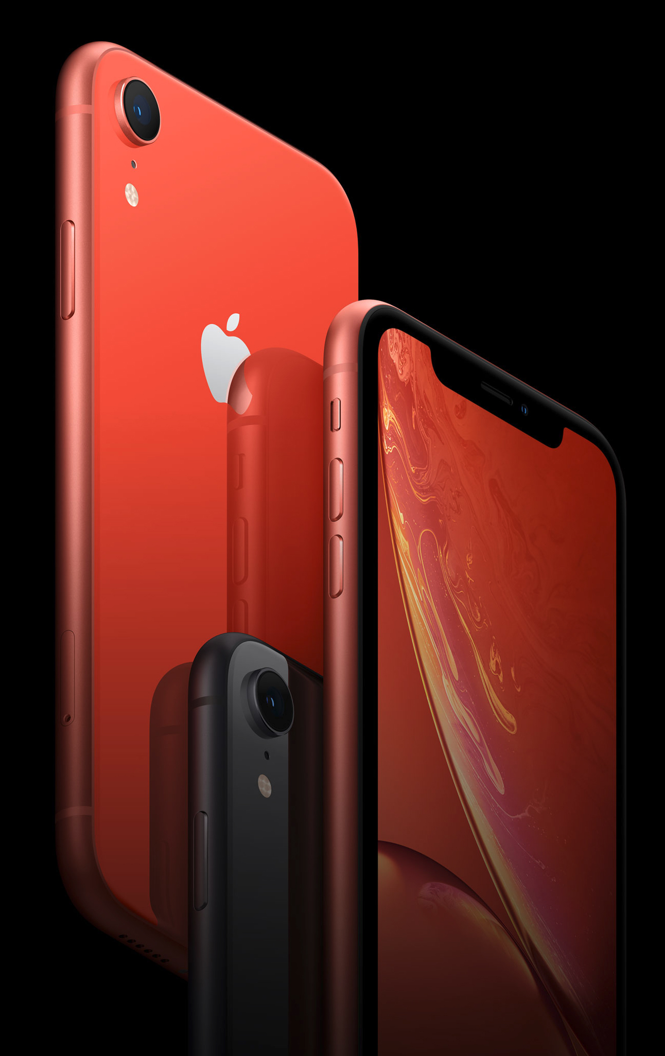 iPhone XR naranja