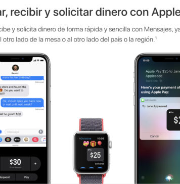Documentos de soporte de Apple Cash en español