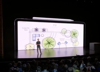 Apple Pencil 2: Evento de presentación del iPad Pro todo pantalla, del Mac mini y del MacBook Air Retina