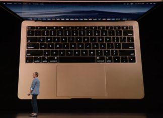 : Evento de presentación del iPad Pro todo pantalla, del Mac mini y del MacBook Air Retina