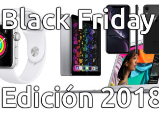 Ofertas de Black Friday edición 2018