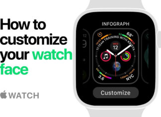 Cómo personalizar el Apple Watch