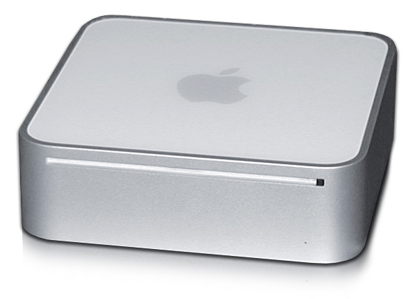 Primer diseño de Mac mini con CPU PowerPC