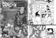 Manga de Dragon Ball en Manga Plus para iPhone
