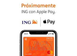 ING Direct en Apple Pay