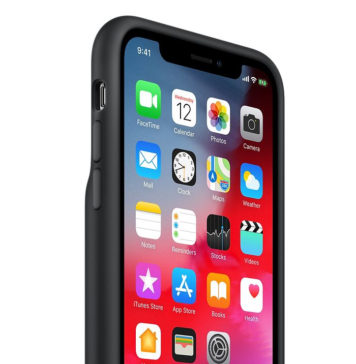 Smart Battery Case para iPhone XS