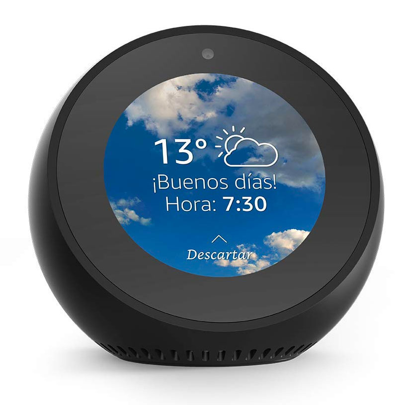 Altavoz Echo Spot de Amazon