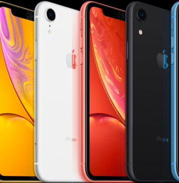 iPhone XR en China, sin PRODUCT(RED)