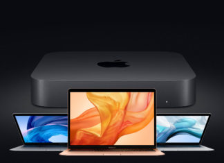 MacBook Air Retina y Mac mini
