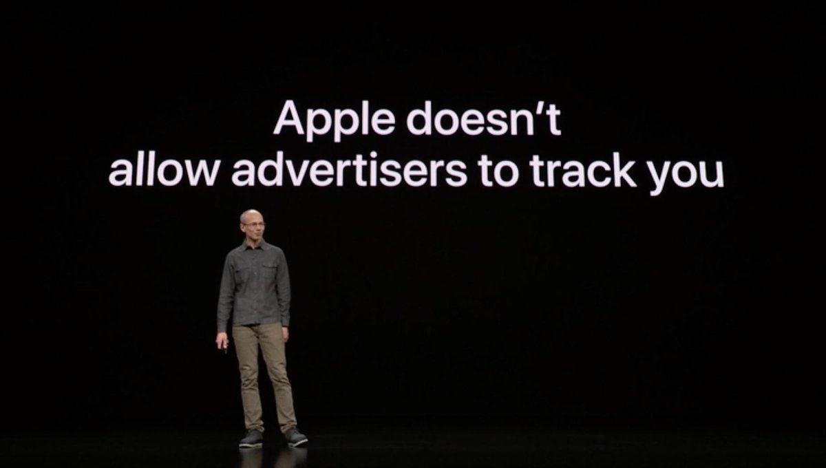 Apple News+ - Apple no permite publicidad