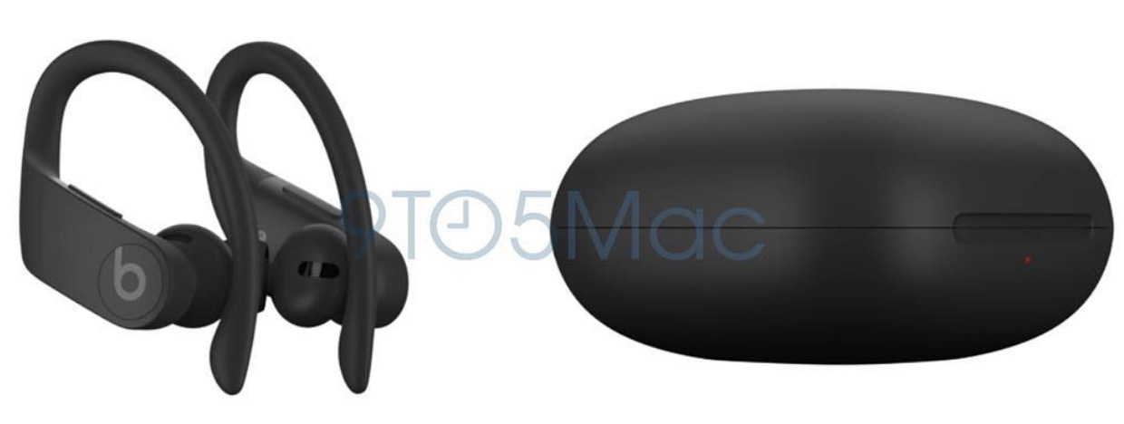 Powerbeats Pro de color negro
