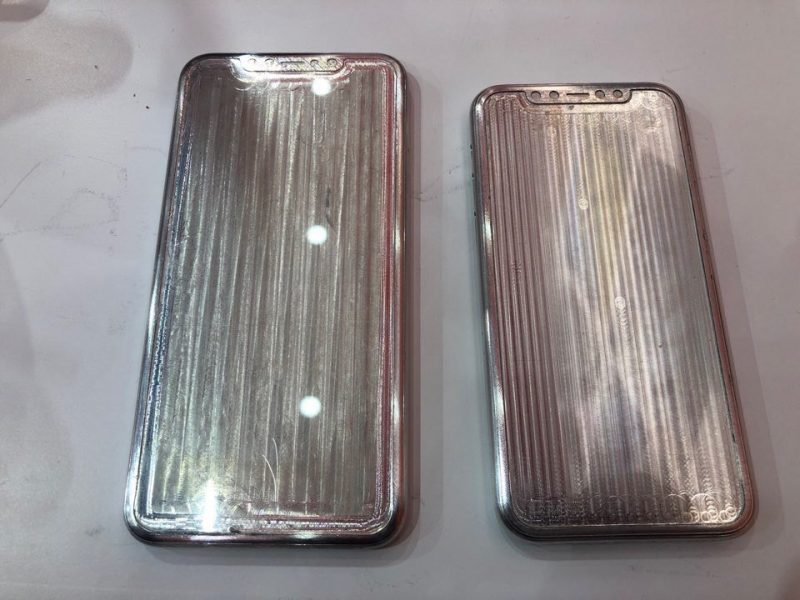Moldes carcasa iPhone 11 (rumor)