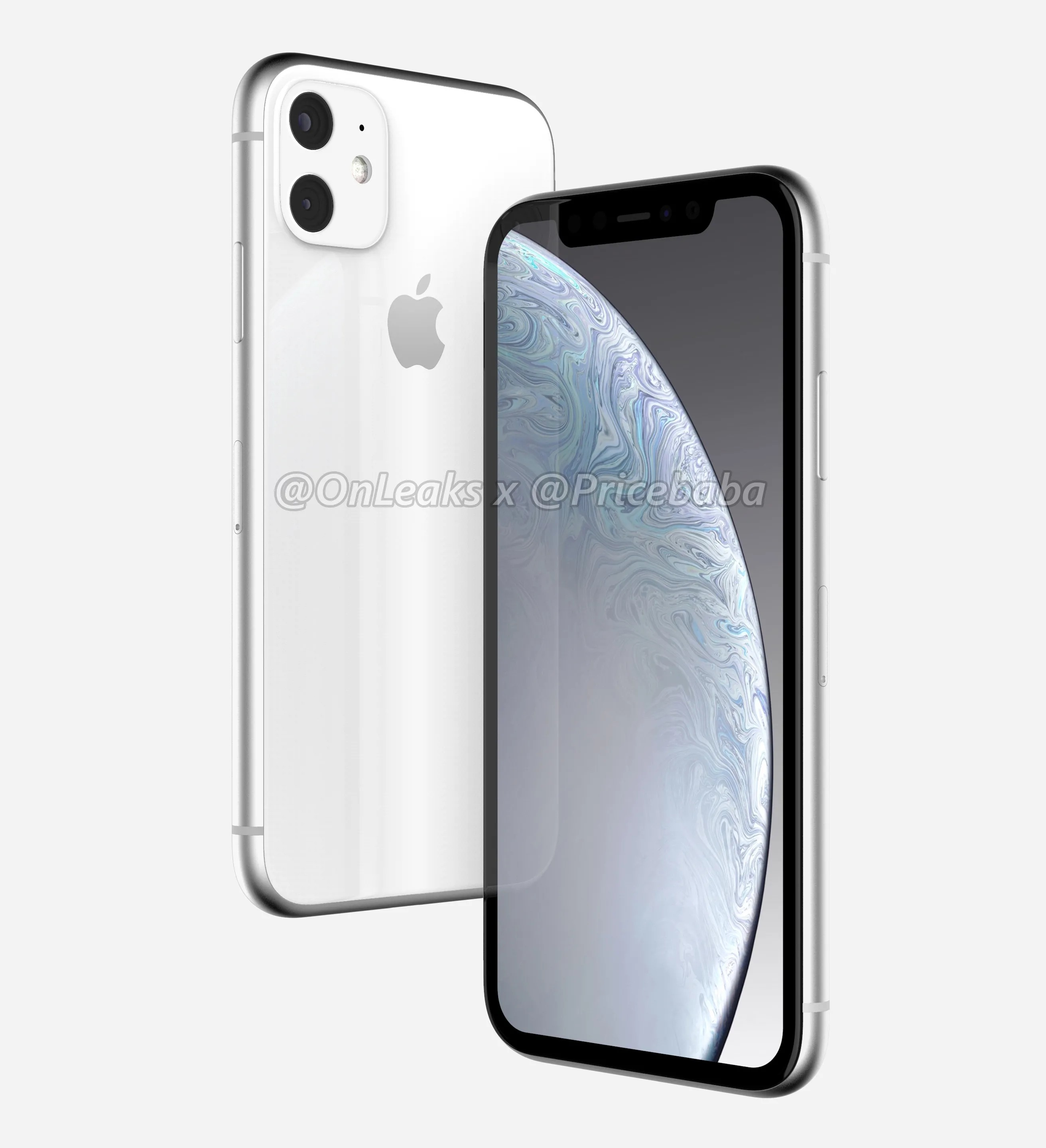 Supuesto iPhone XR de segunda generación, o iPhone XE