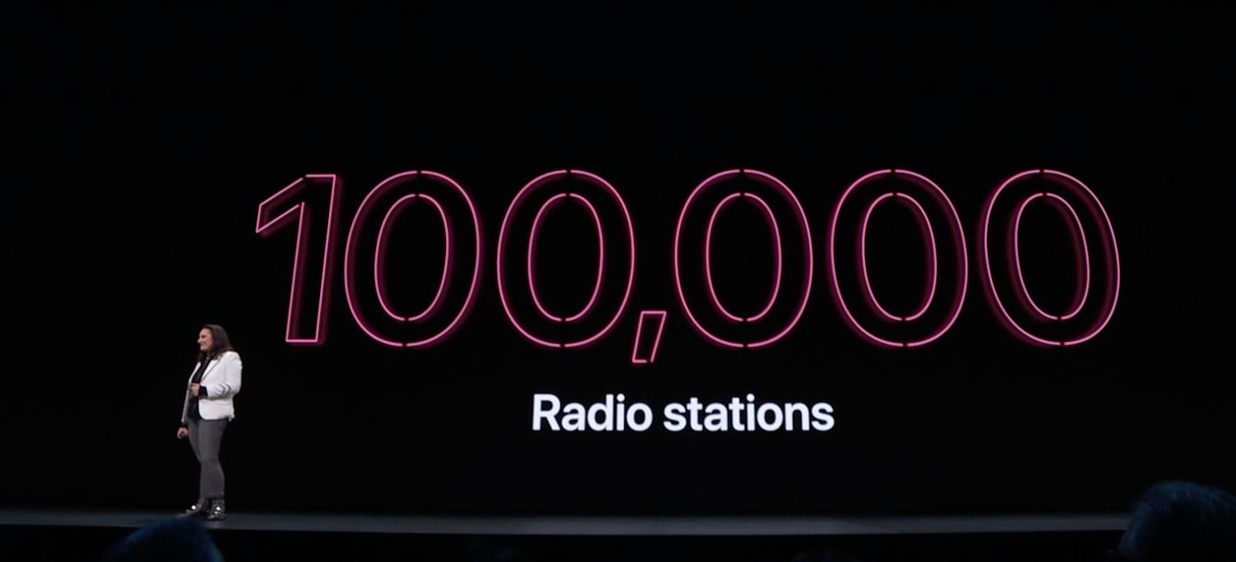 100.000 emisoras de radio vía streaming