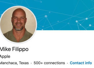 LinkedIn de Mike Filippo