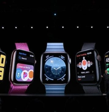 watchOS 6 y Apple Watch en la WWDC 2019