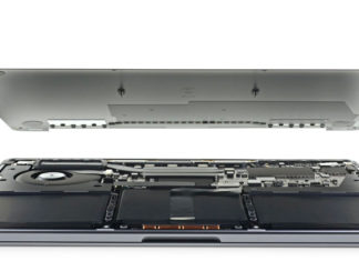MacBook Pro de 13 pulgadas del 2019 por dentro