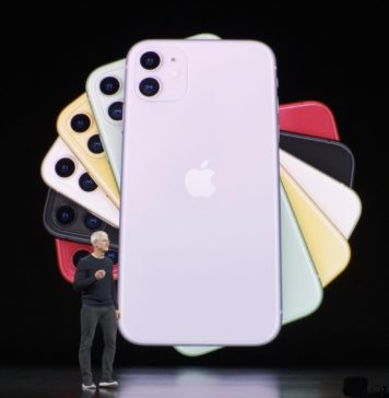 Keynote Septiembre 2019: Tim Cook iPhone 11