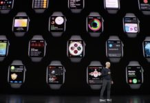 Keynote Septiembre 2019: Tim Cook y Apple Watch series 5