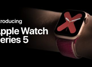 Vídeo de presentación del Apple Watch series 5