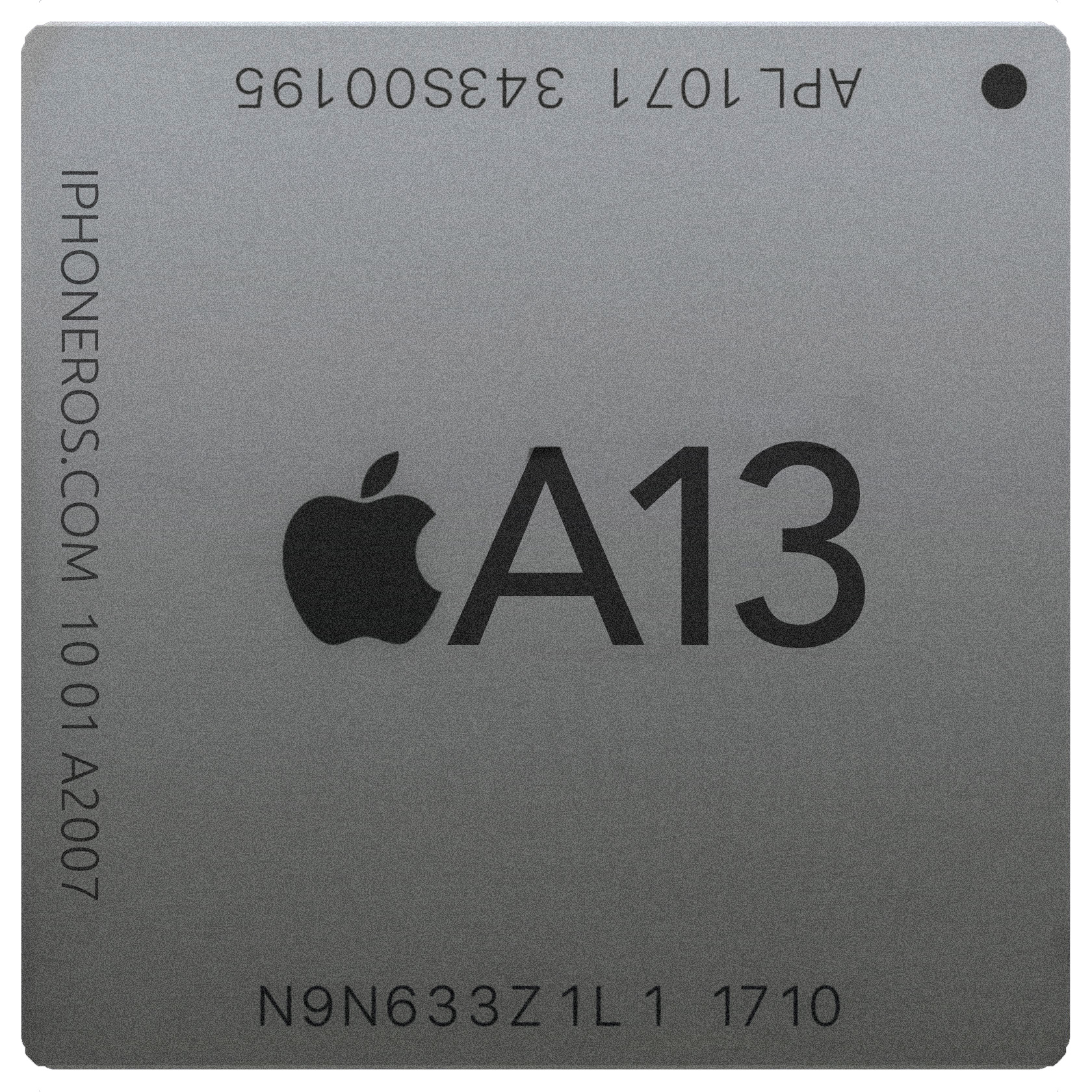 CPU A13 de Apple