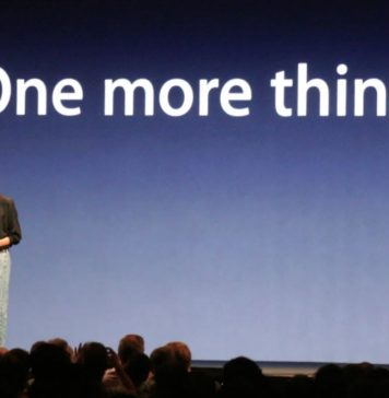 Steve Jobs y su One More Thing...
