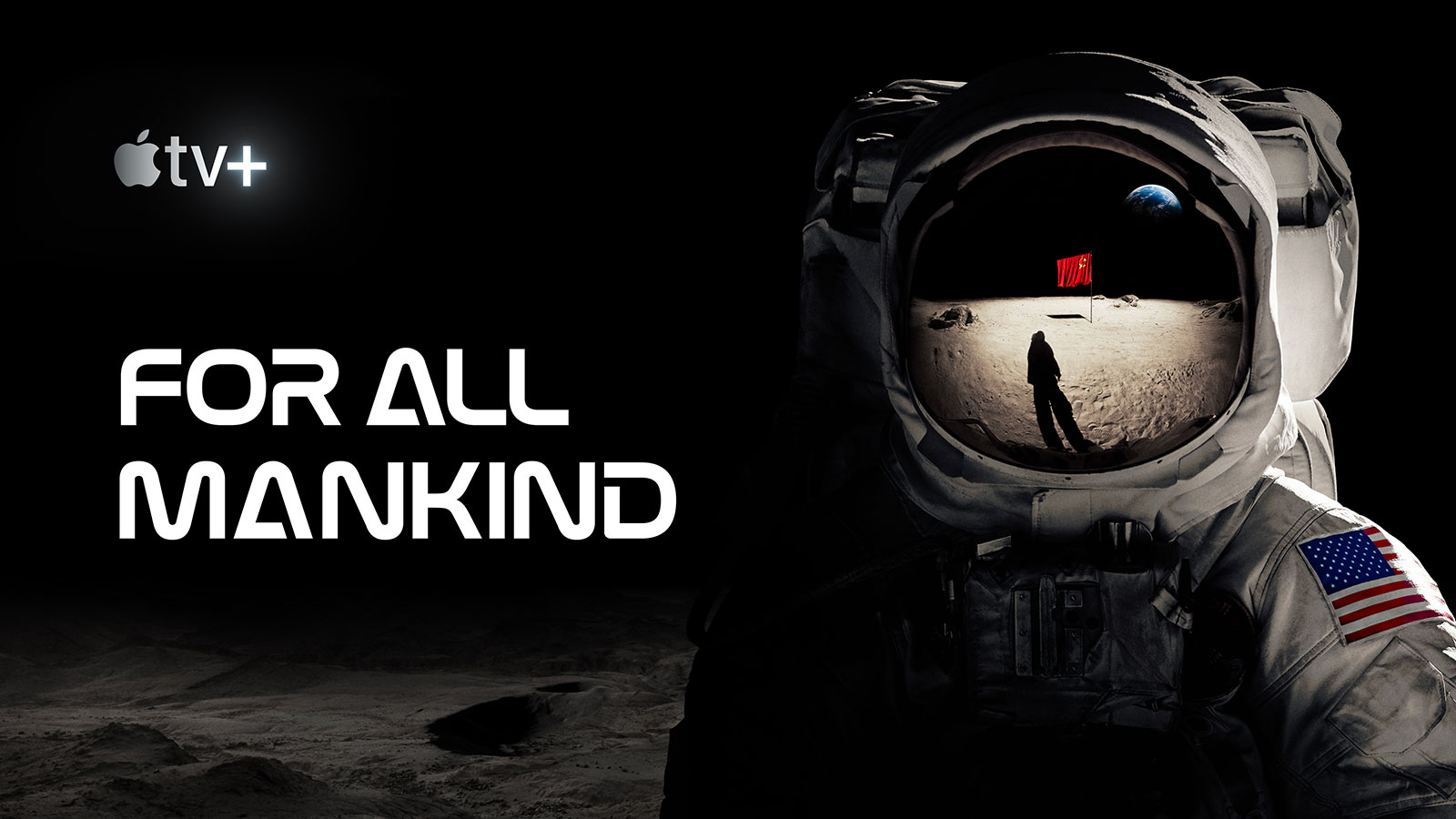 Poster de For All Mankind