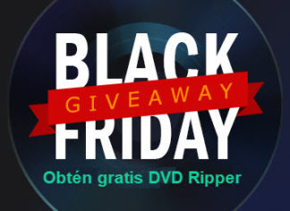 WinX DVD Ripper Platinum en Black Friday