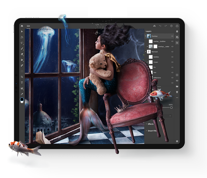 Photoshop en el iPad