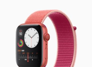 Imaginando un Apple Watch PRODUCT(RED)