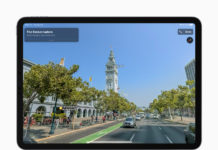 Look Around en los mapas de Apple