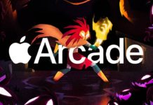 Towaga en Apple Arcade