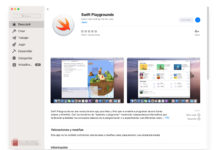 Swift Playgrounds para macOS