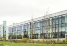 Oficinas de Apple en Cork, Irlanda