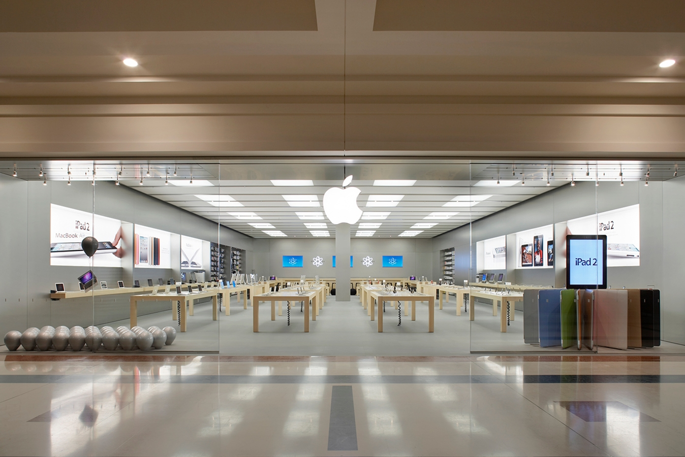 Apple Store italiana de Fiordaliso
