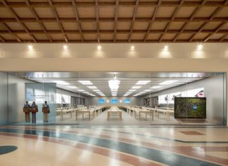 Apple Store italiana de il Leone