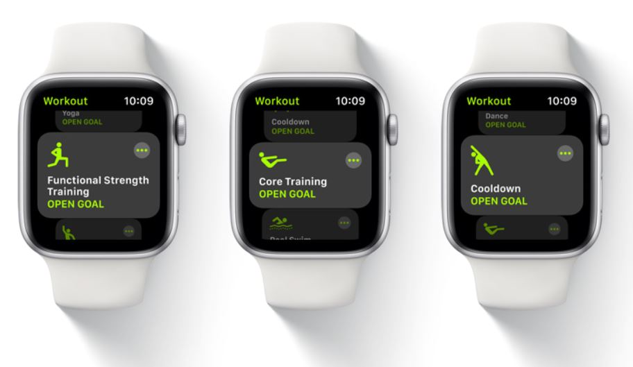 Fitness en el Apple Watch