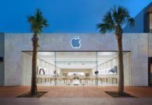 Apple Lincoln Road, en Miami Beach, Florida
