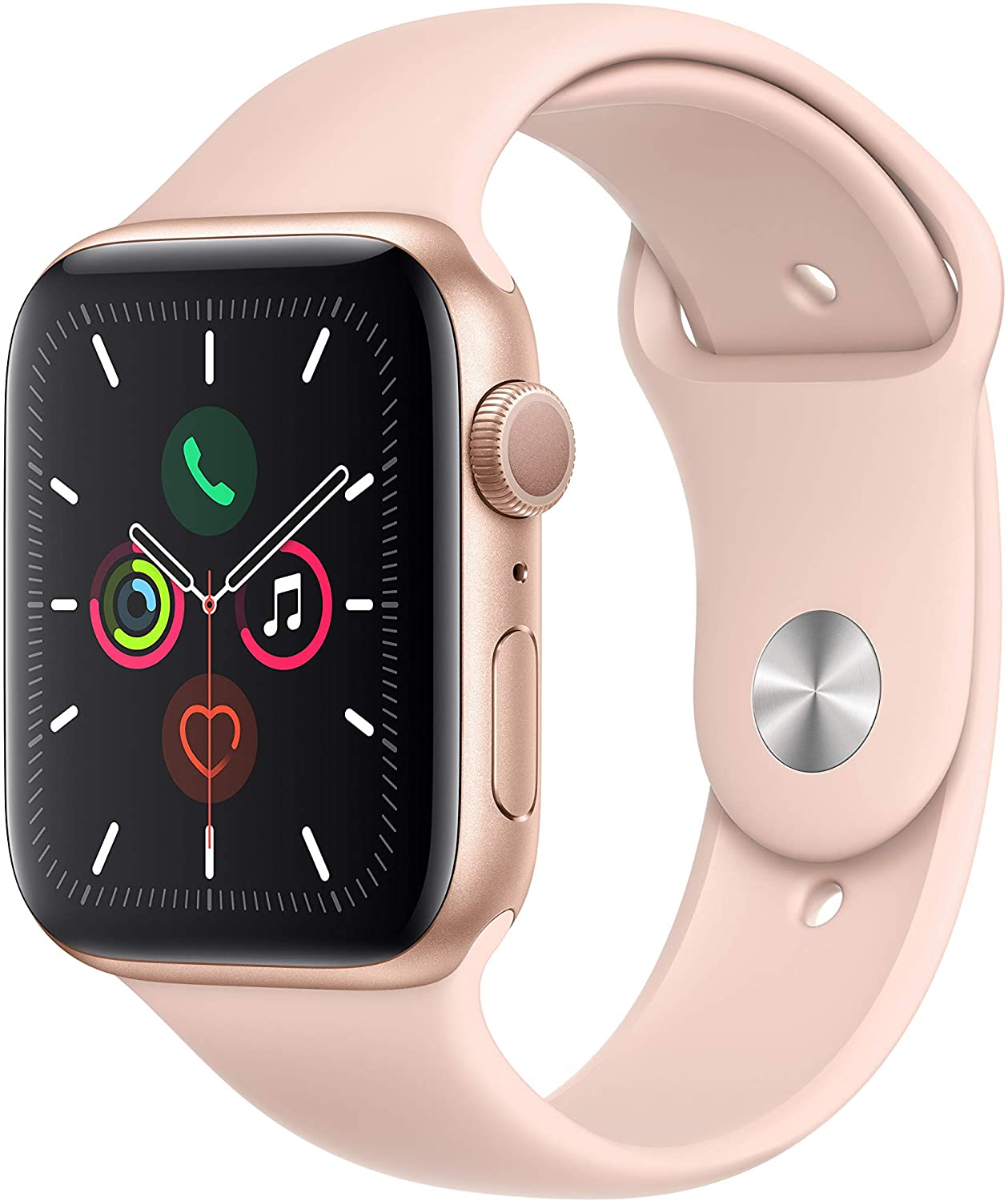 Apple Watch Series 5 dorado