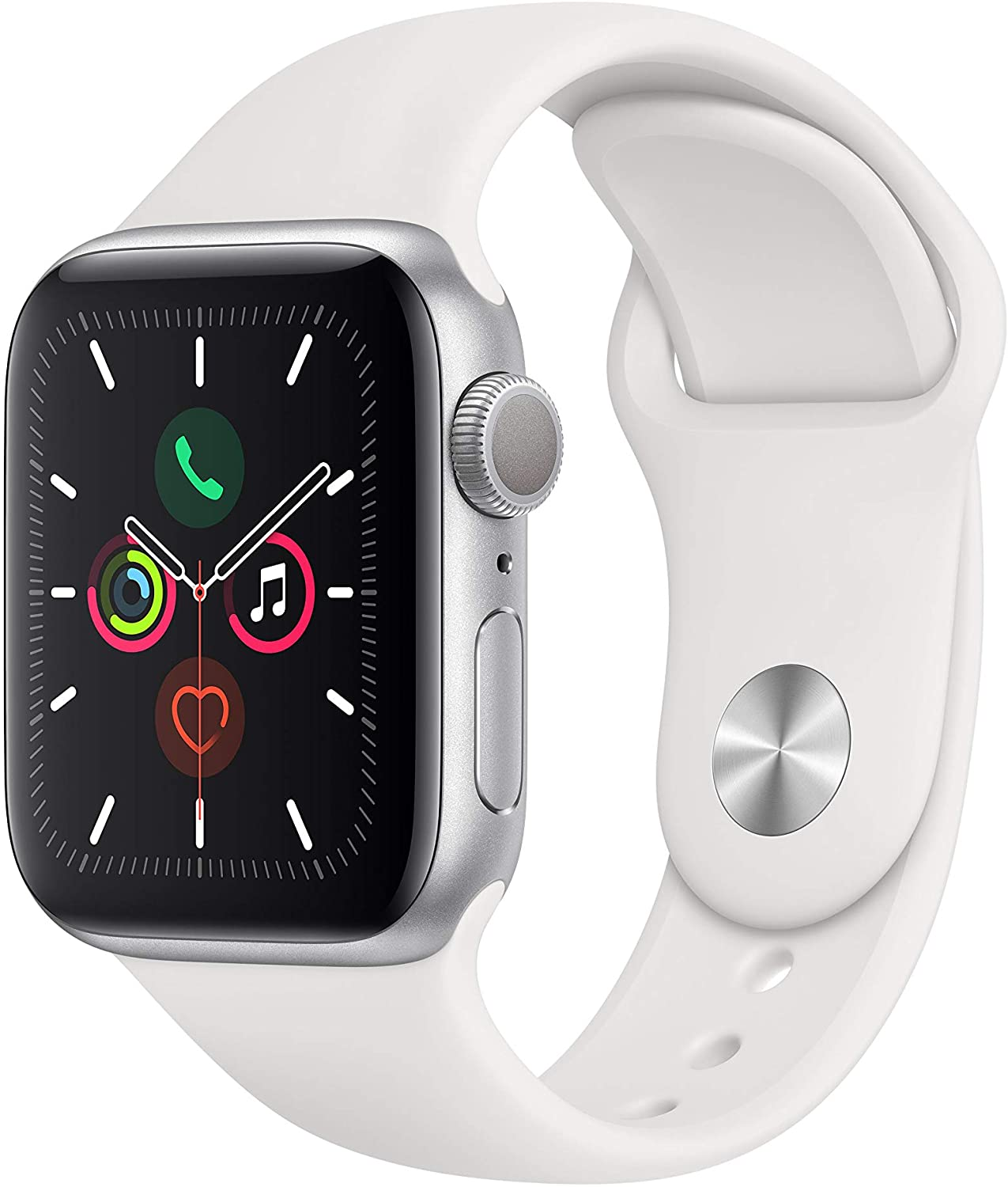 Apple Watch Series 5 plateado