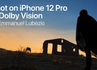 Dolby Vision en el iPhone 12